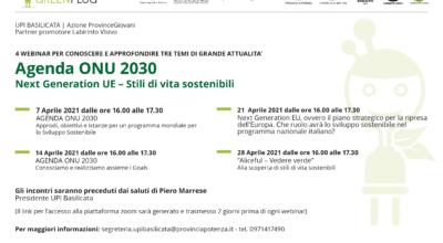 Webinar – Agenda Onu 2030