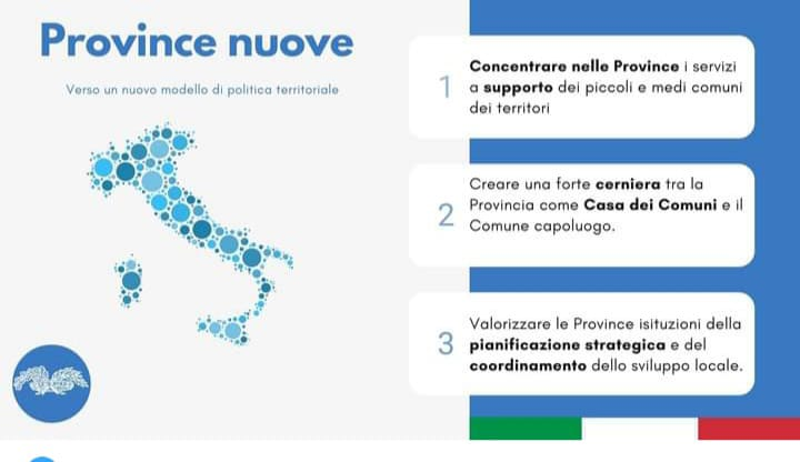 """Luciana Lamorgese: """"Con il DDL Delega risolveremo le criticità delle Province"""""""